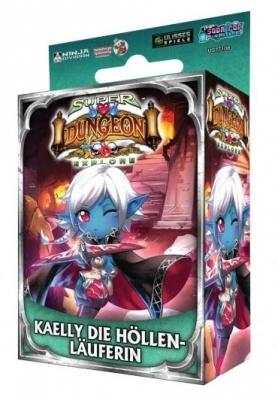 Super Dungeon Explore - Kaelly, die Höllenläuferin