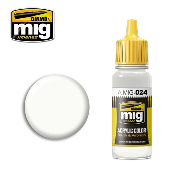 Washable White Camo (17ml)