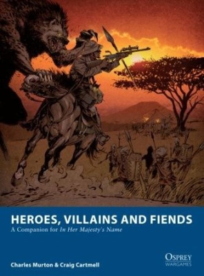IHMN: Heroes, Villains and Fiends