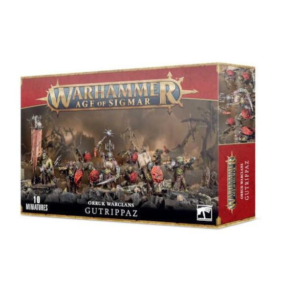 Orruk Warclans: Wanstreissa