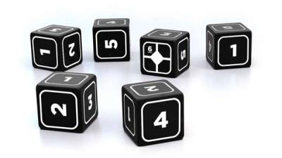 ALIEN RPG - Base Dice Set