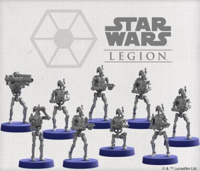 SW: Legion  B1-Kampfdroiden