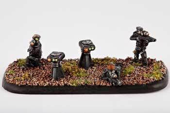 UCM: Praetorian Sniper Teams