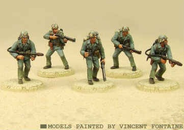 USMC Close Assault Squad