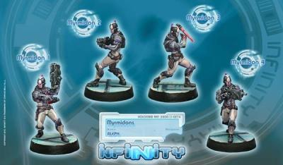 Myrmidons (4) (AL)