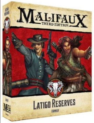 Malifaux (M3E): Latigo Reserves