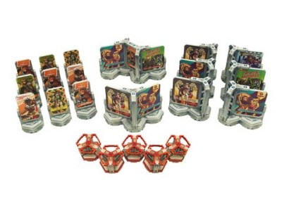 Aristeia! Walls & Obstacles 2 - stickers included!