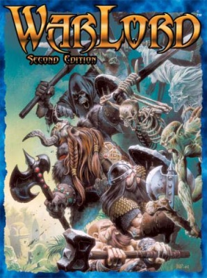 Reaper Warlord: Warlord Second Edition Rulebook