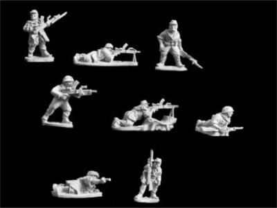 Japan Light Machine Gunners