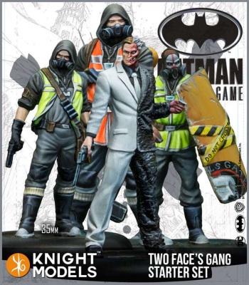Two Face's Gang Starter Set (4)