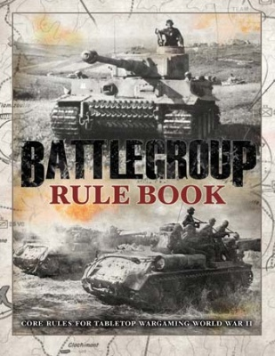 Battlegroup Rulebook (WW2) 2nd Edition