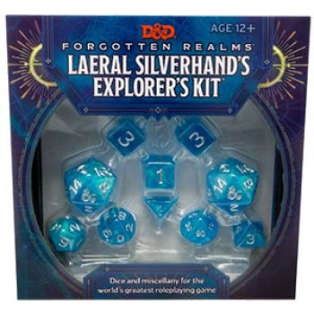 D&D Forgotten Realms: Laeral Silverhands Explorers Kit EN