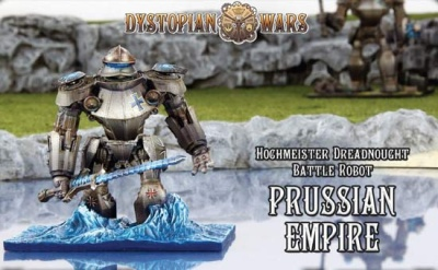 Prussian Empire Hochmeister Dreadnought Battle Robot (1)
