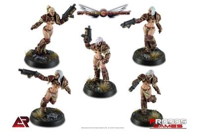 Crusaders (5)