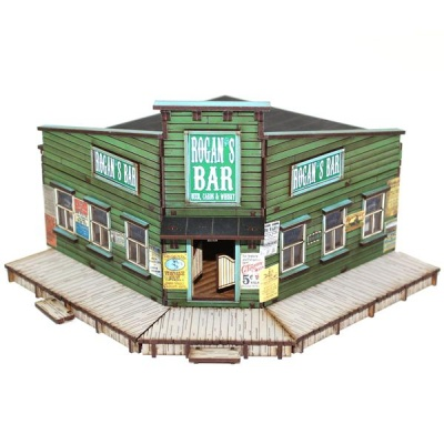 Feature Building 5: Rogan's Bar