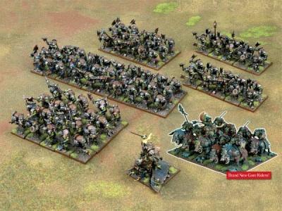 Garlak's Barbarous Horde MEGA  ARMY