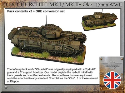 Churchill mkI/mkII +Oke (3)