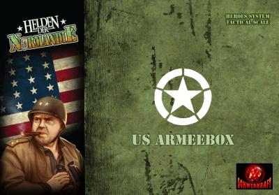 Helden der Normandie US Armeebox