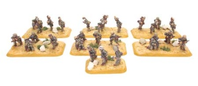 Panzergrenadier Platoon (Afrika)