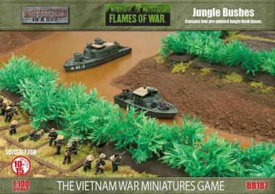 Jungle Bushes (4)
