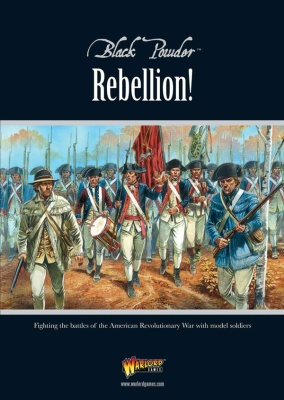 Rebellion (Black Powder Supplement)