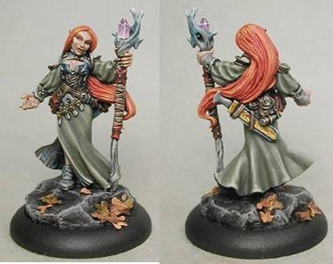 Lysette, Elf Sorceress
