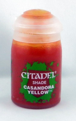 Casandora Yellow (SHADE) 24ml