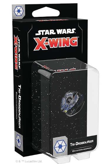 SW: X-Wing 2.Ed. Tri-Droidenjäger