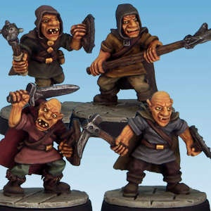 Goblin Warriors 1