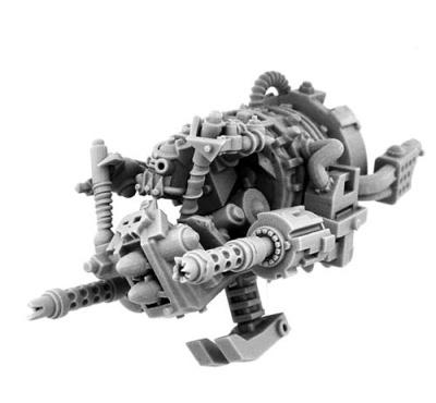 Ork Mekanik Fastkopter)