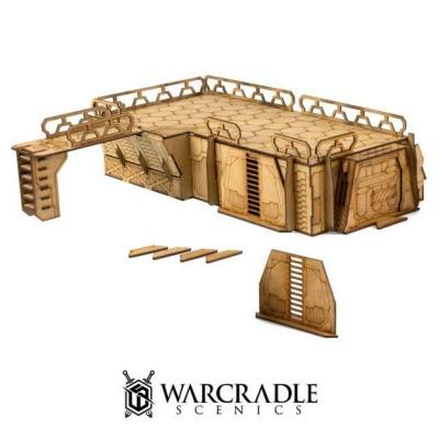 Outpost Attica - Warehouse