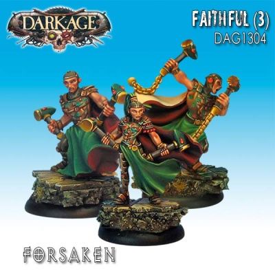 Forsaken Faithfuls (3)