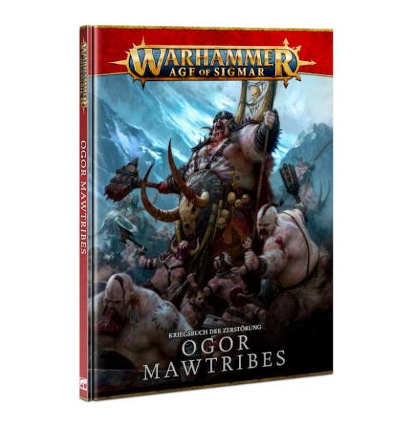 Battletome: Ogor Mawtribes HC