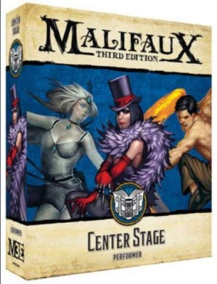 Malifaux (M3E): Center Stage