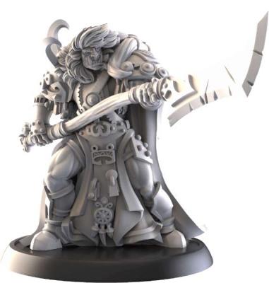 F&F Orc Black Fang Commander