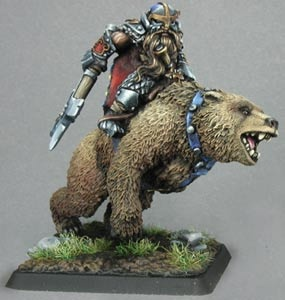 Thorvald, Bear Cavalry