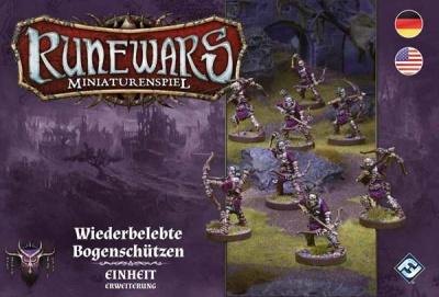 Runewars - Wiederbelebte Bogenschützen