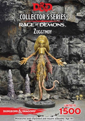 D&D: Rage of Demons: Zuggtmoy