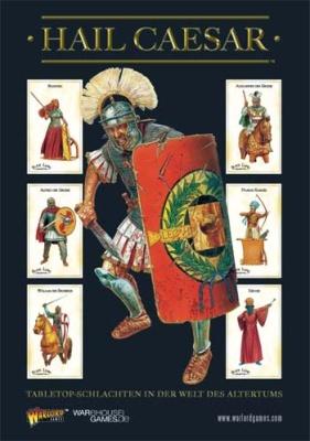 Hail Caesar Regelbuch (DEUTSCH)