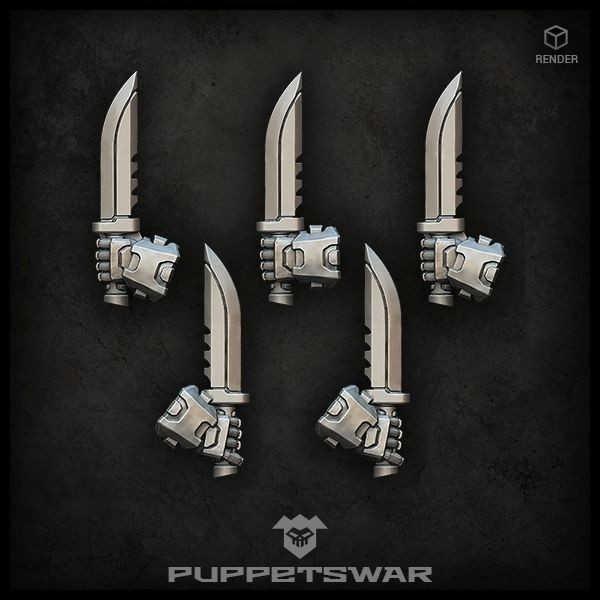 Knives (left) (5)