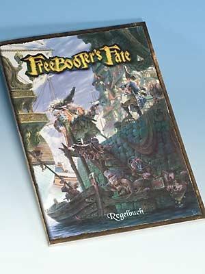 Freebooter's Fate Regelbuch, deutsch