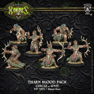 Circle Orboros Tharn Blood Pack (6)
