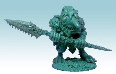 Sea Goblin Storm Warrior