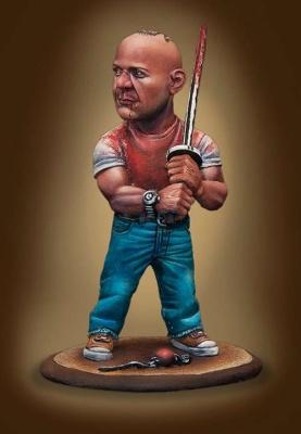 Caricature: Butch (1)