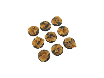 Shale Bases, Round 28mm (5)