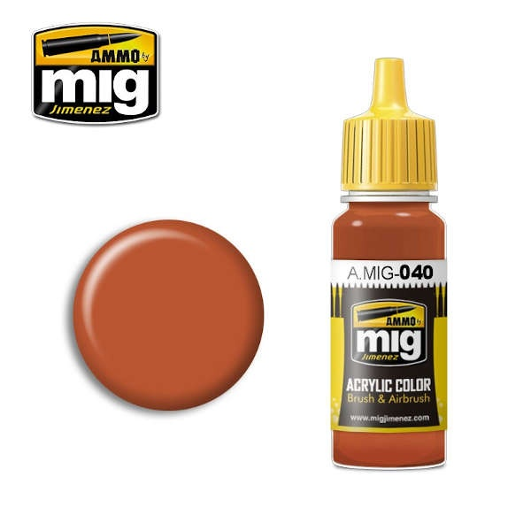 Medium Rust (17ml)