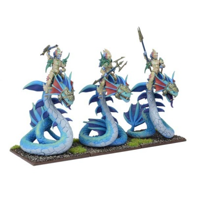 Naiad Wyrmriders Regiment (3)