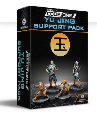 Yu Jing Support Pack (4) (YJ)