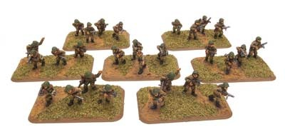 SMG Platoon