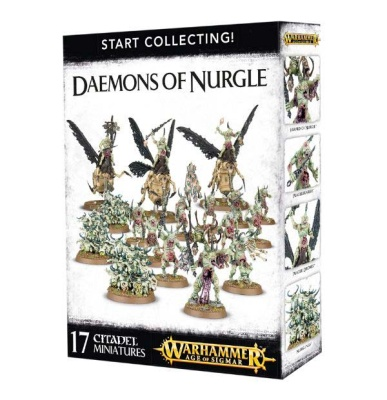 Battleforce Box Set: Daemons Of Nurgle